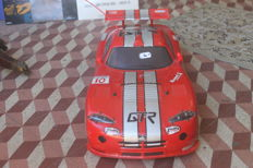 Extra large Nitro RC car  - 65Cm - GTR