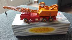 """Dinky Supertoys - Scale 1/48 - 20-Ton Lorry-Mounted Crane """"Coles"""" No.972"""