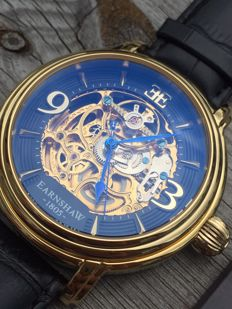 Thomas Earnshaw Longcase Automatics – men's watch – 2017