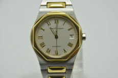 Girard Perregaux Laureato Automatic Gold/Steel - Men's Watch