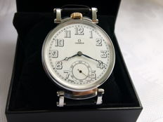 14 Omega men's marriage wristwatch 1923-1929