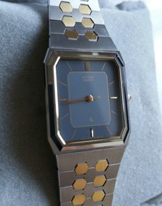 CITIZEN - Extra flat octagonal wristwatch - 1998