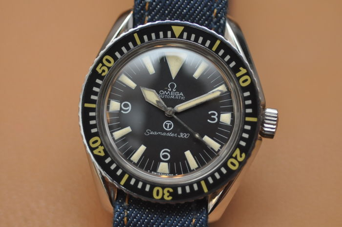 Omega Seamaster 300 Marriage Watch (Men's) - 1960's