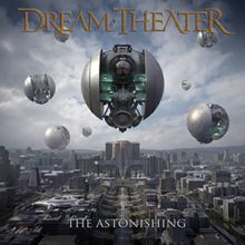 Dream Theater - Astonishing  || Still in sealing || 4x vinyl