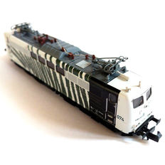 Fleschmann N - 738078 - Electric locomotive BR151 from the DB, zebra-colour