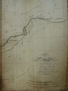 Mungo Park - The Journal of a Mission to the Interior of Africa, in the Year 1805.- 1815