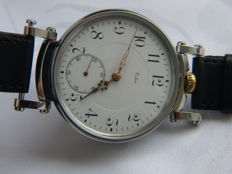 22. Odin F. Beer-Grüning men's marriage wristwatch 1905-1910