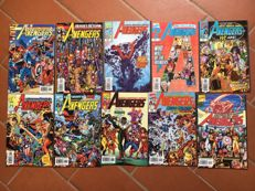 Marvel Comics - The Avengers Vol 3 - Issues 1-45 - x45 SC - (1998/ 2002)