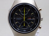 Check out our Citizen - Flayback  automatic chronograph wristwatch - 1970s