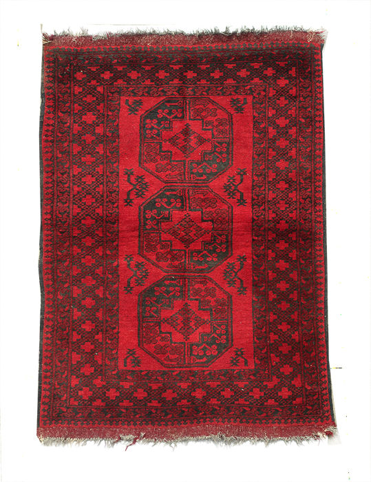 BEAUTIFUL Afghan  FIL POH RUG 160x110 cm or 5.3 by 3.7 feet
