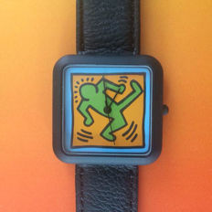 Special Editions Limited - Art Watch with design after Keith Haring