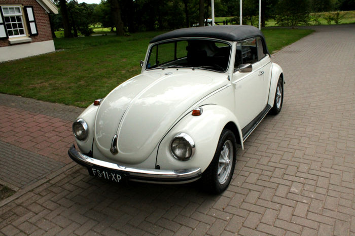 volkswagen coccinelle 1302 cabriolet 1971 catawiki. Black Bedroom Furniture Sets. Home Design Ideas