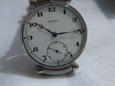 01. Invicta men's marriage wristwatch 1905-1910