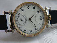 Tarnan Swiss - men's marriage wristwatch - ca 1910