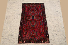 Hand-knotted persian carpet Sarough approx. 125 x 68 cm