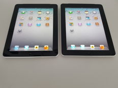 Lot of 2x Apple Ipad 1e generation 32GB with WIFI and 3G