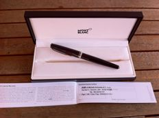 Original Montblanc Generation Black and Platinum