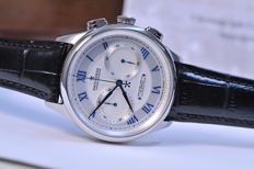 Dreyfuss & Co – Chronograph- ref.: DGS000094 – men's watch - chrome-plated case - Never worn - Mint condition - 861-2017