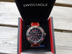 Swiss Eagle Abyss Swiss Made – XXL Diver's watch – 2017 – 100 ATM