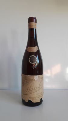 1961 Mascarello Barolo Riserva - 1 bottle