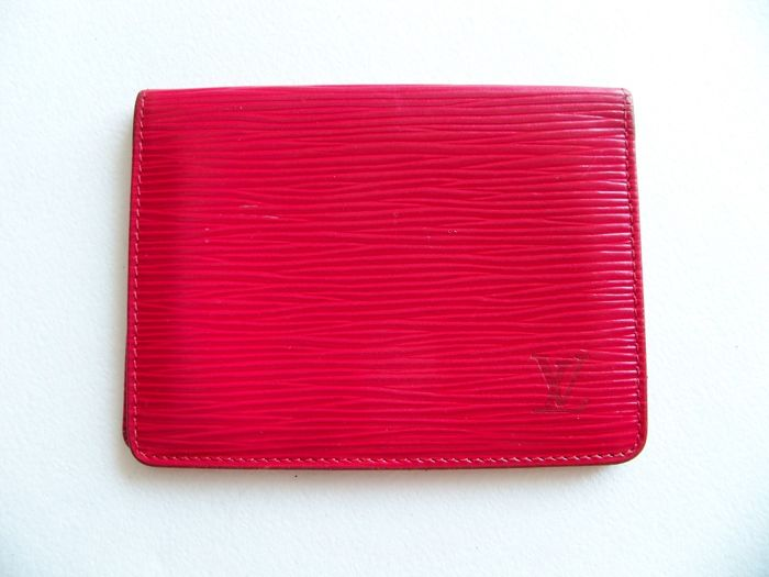 Louis Vuitton ID holder-*No Reserve Price!*
