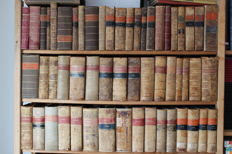 Dutch State - bound Official Gazette - 218 volumes - 1818/1952