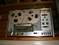 Must-have Professional stereo tape recorder; PHILIPS PRO 12.