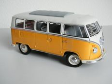 Welly - Scale 1/18 - Volkswagen T1 micro of 1963