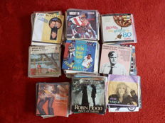Lot of 225 soundtrack singles
