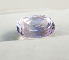 Kunzite - 7,35 ct - No Reserve Price