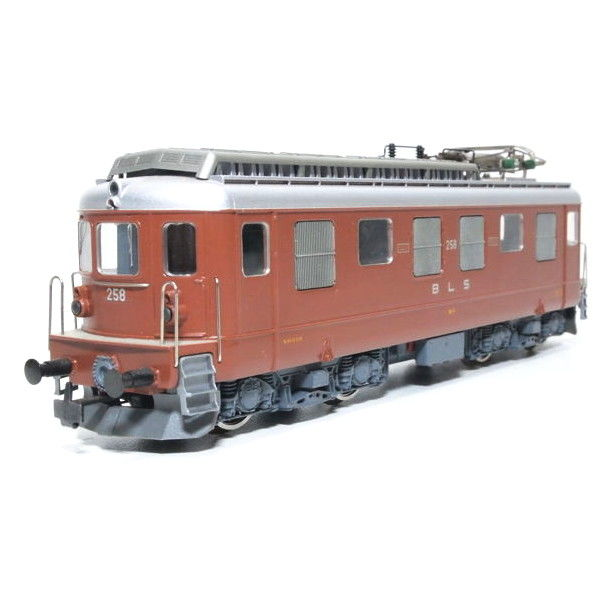 HAG H0 - 183 - Electric locomotive Series Ae 4/4 of the BLS