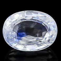 Sapphire - Colorless - 1.84 ct