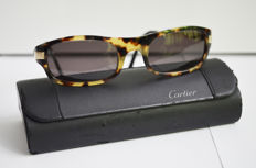 Cartier - Women's sunglasses in original eyeglass case.