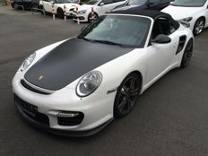 Porsche 997 Turbo Convertible - 9FF conversion to 1000 hp - Year of Construction 2009
