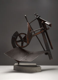 Andrew Clausen - Steel Assemblage No.12