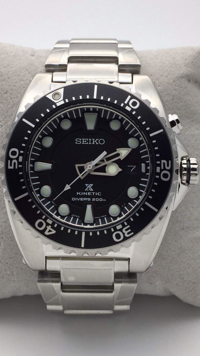 Seiko BFK Kinetic Diver 200M – Watch – Never worn