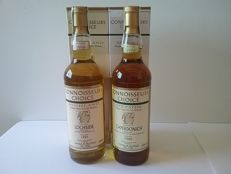 2 bottles - Lochside 1991 - 43% and Caperdonich 1980 - 46%