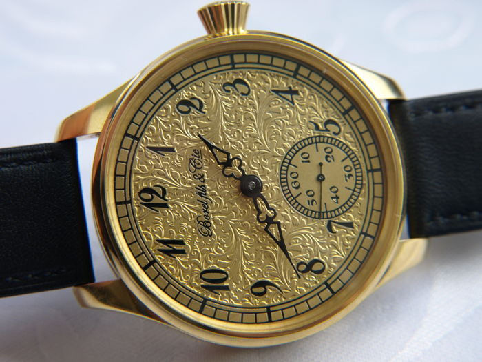 8 Borel fils men's marriage wristwatch 1901 -1905