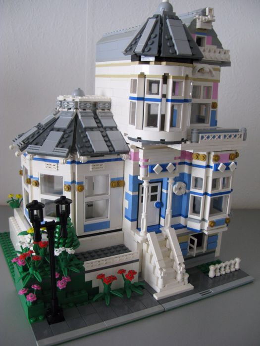 LEGO MOC building ladies house  - Catawiki