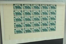 France 1848/1945 – Stamp collection