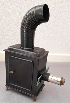 Antique Austrian magic lantern, 1930s, Austria