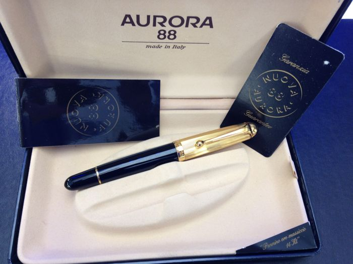 Aurora 88 model 801 new pen