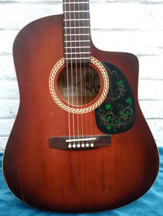 Electro acoustique cutaway GODIN ART & LUTHERIE