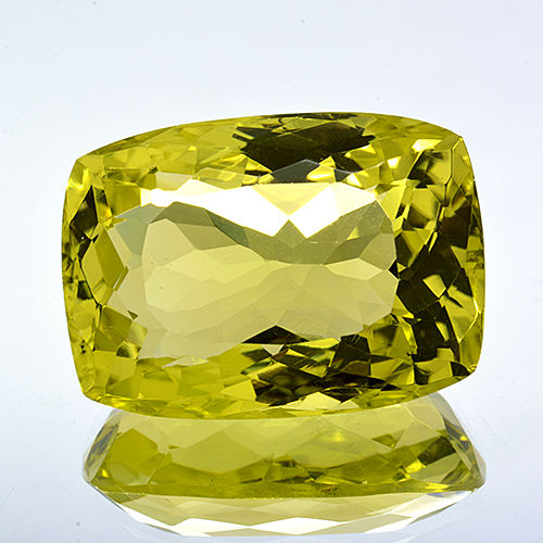 Lemon quartz – 22.72 ct – No reserve price
