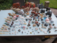 Collection of 135 elephants