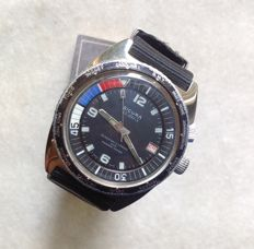 Sicura — GMT Scuba — just serviced ! — vintage 60's