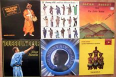 African beats from the eighties (lot)