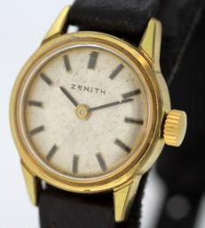 Zenith - Vintage Ladies Manual Winding Wristwatch, Circa.1950's