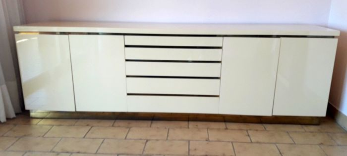 Jean Claude Mahey by Romeo Parie - Vintage sideboard
