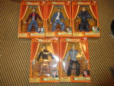 5 Dolls - Marionettes of Nsync members
